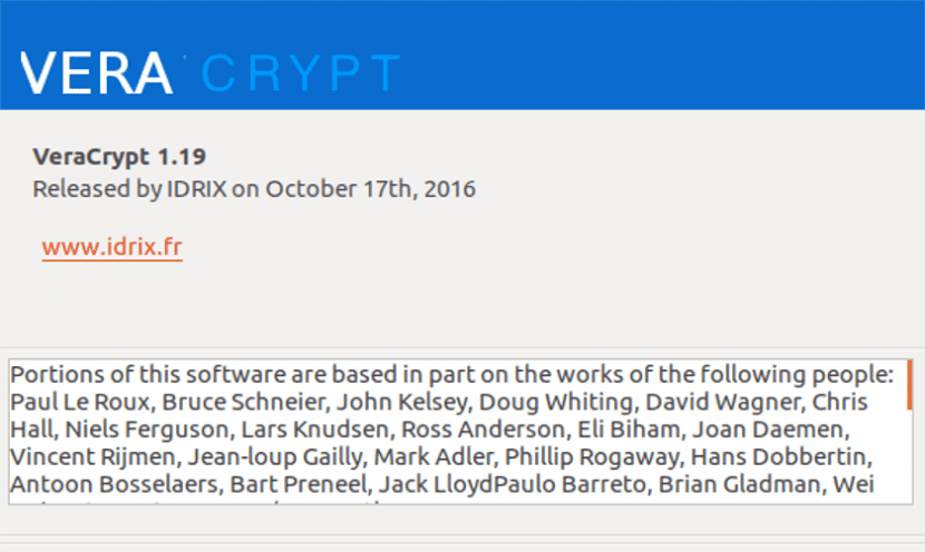 Veracrypt encripta tus datos