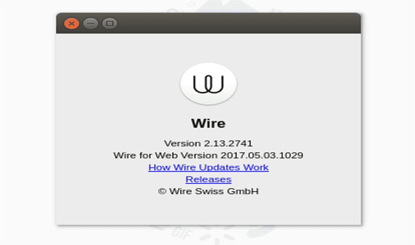 about wire