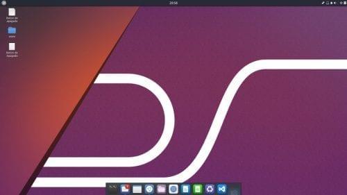 Ubuntu Budgie con botón de apagado