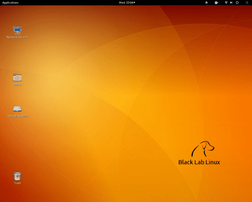 Black Lab Enterprise Linux 11