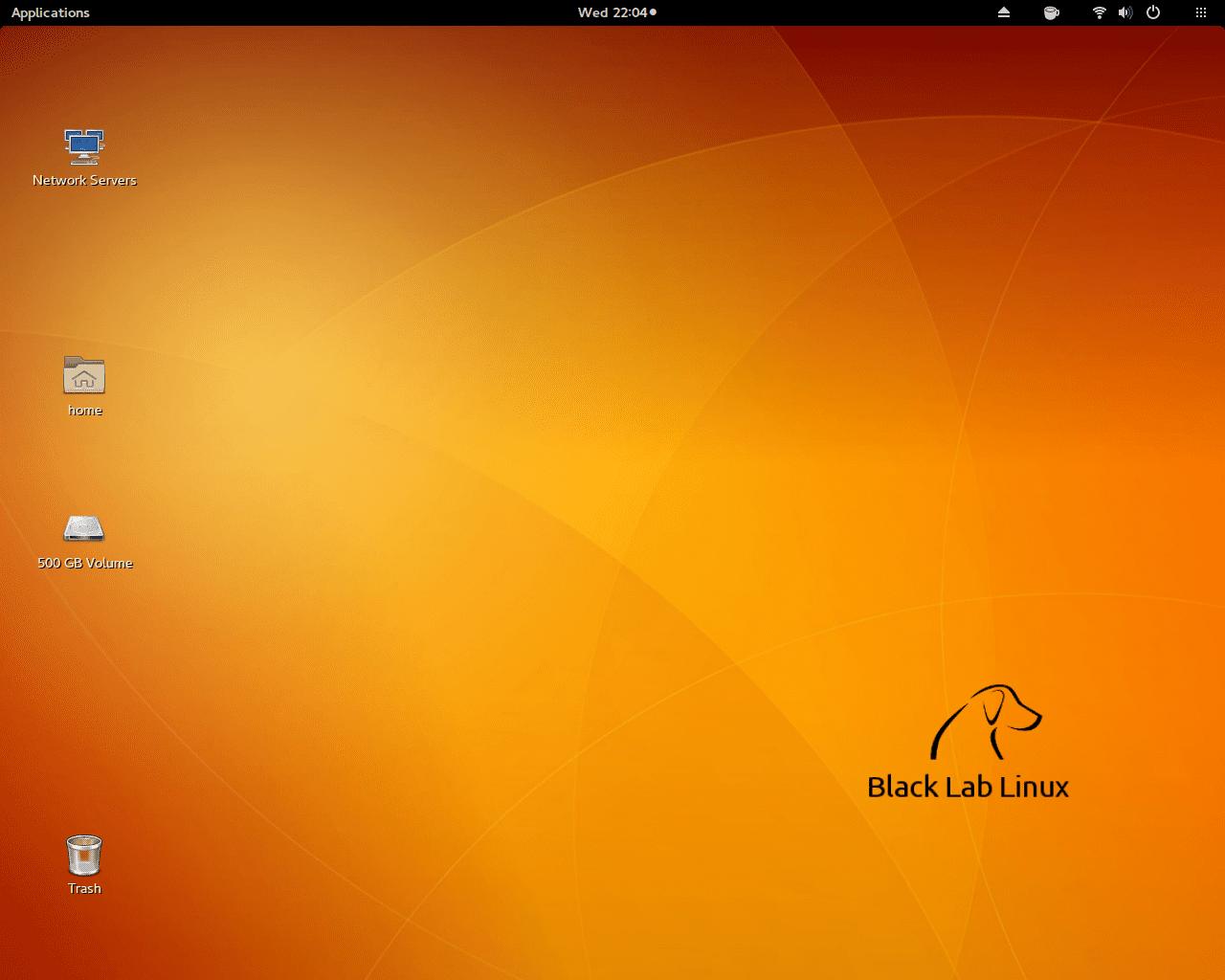 Black Lab Enterprise Linux 11