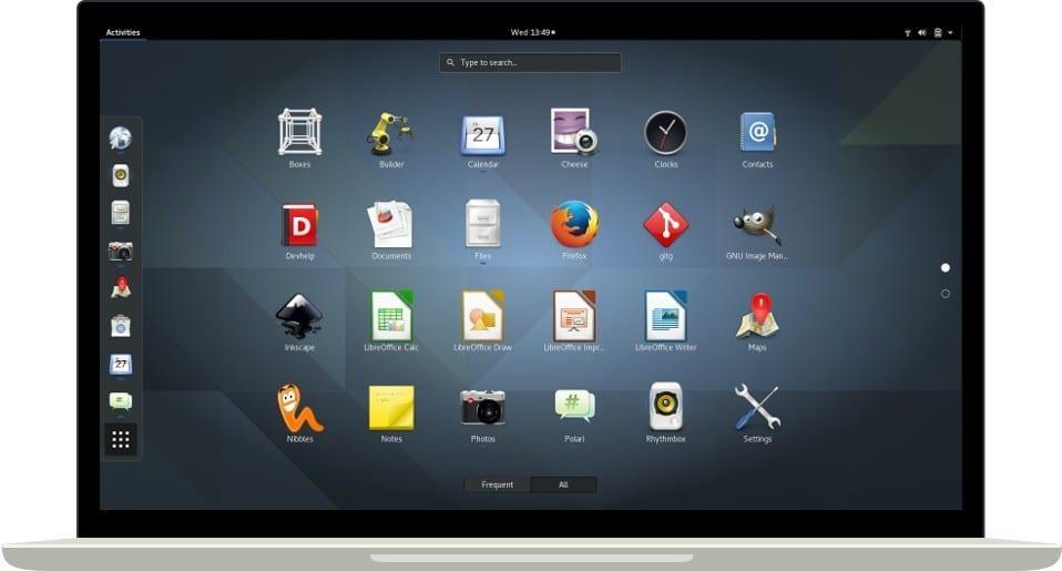 GNOME 3.24.2