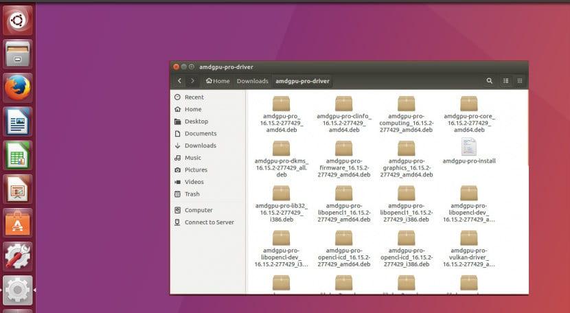 Instalar los drivers privativos de AMD Radeon en Ubuntu