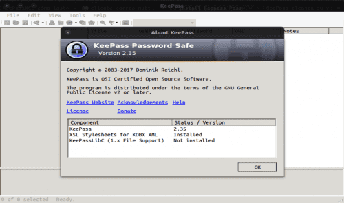 About KeePass