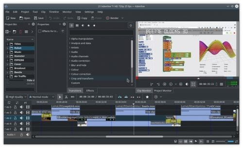 KDE Applications 17.04.2 llegará pronto a los repositorios de software de tu distribución favorita de Linux