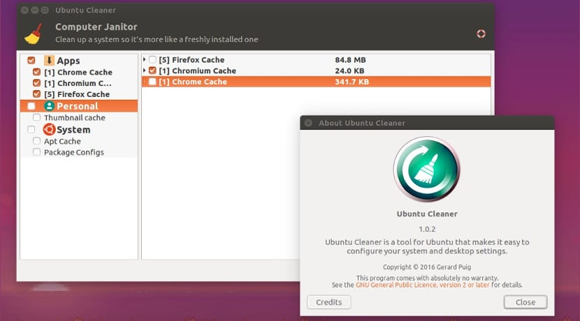 Ubuntu Cleaner