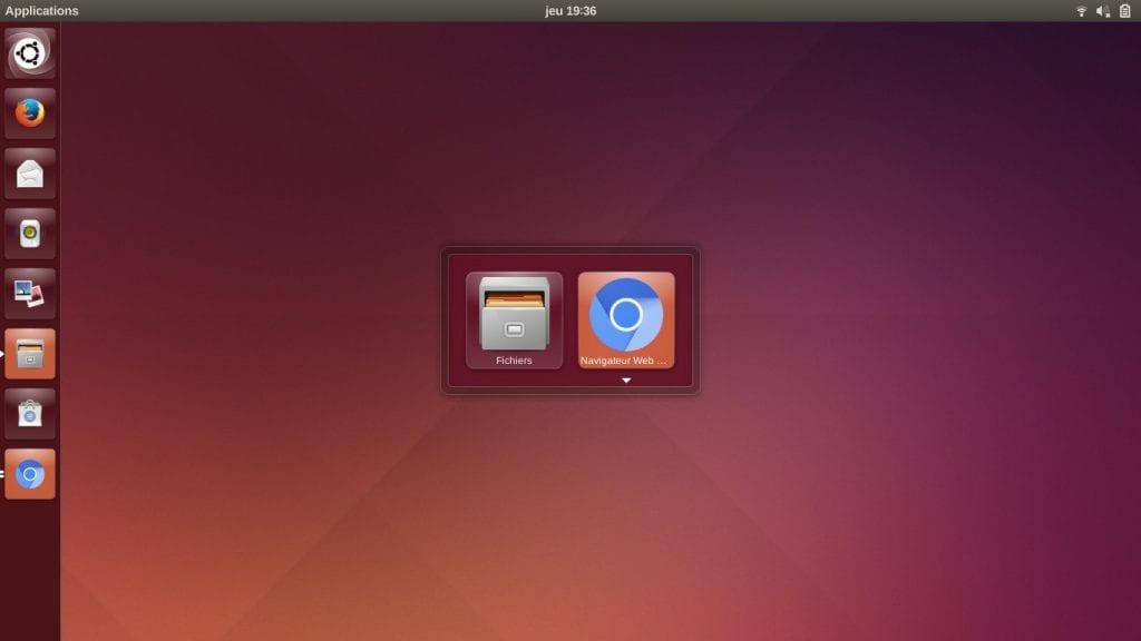 Ubuntu con Unity
