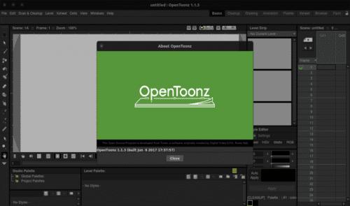 about OpenToonz