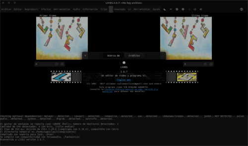 About Lives video editor 2.8.7