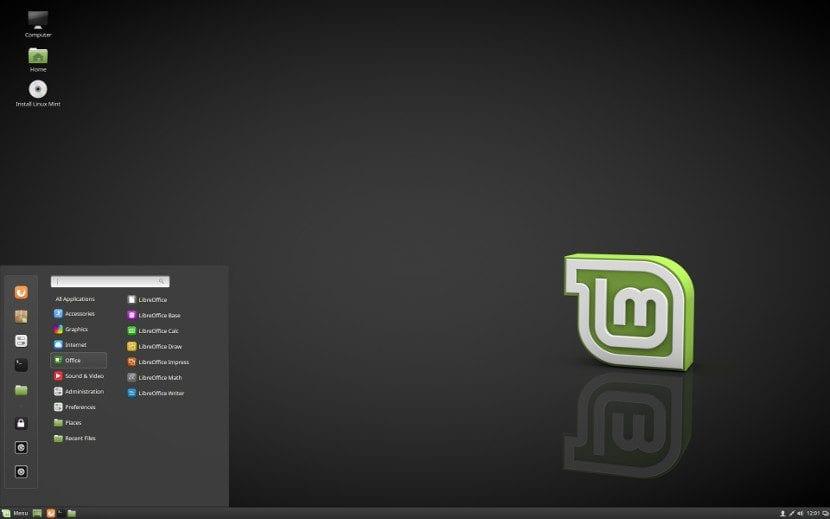 LinuxMint 18.2 Cinnamon Edition