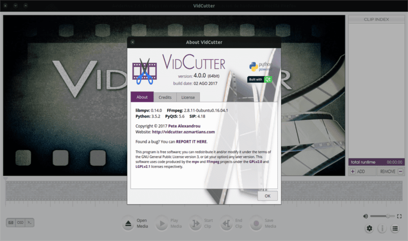 About VidCutter 4.0