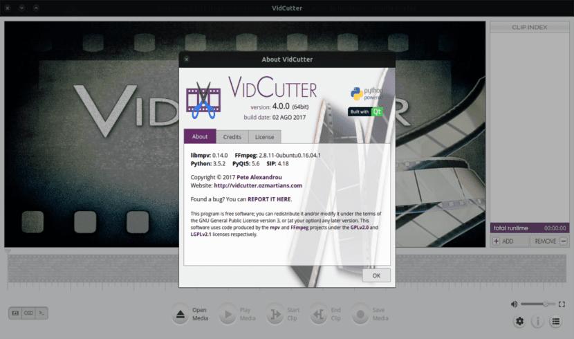 About VidCutter 4.0