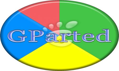 gparted logo