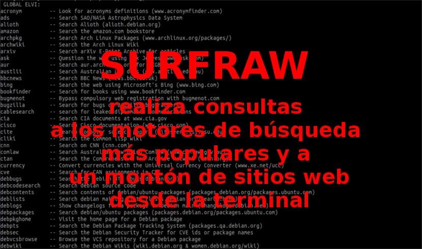 surfraw evil