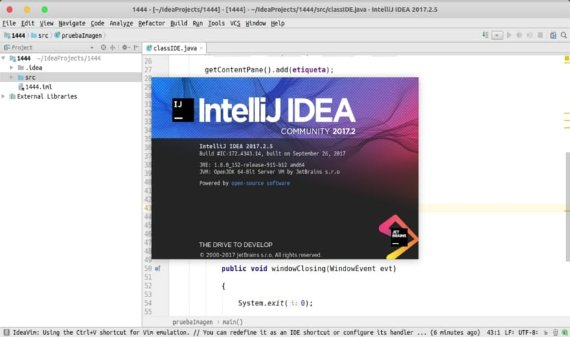 About intellij-IDEA