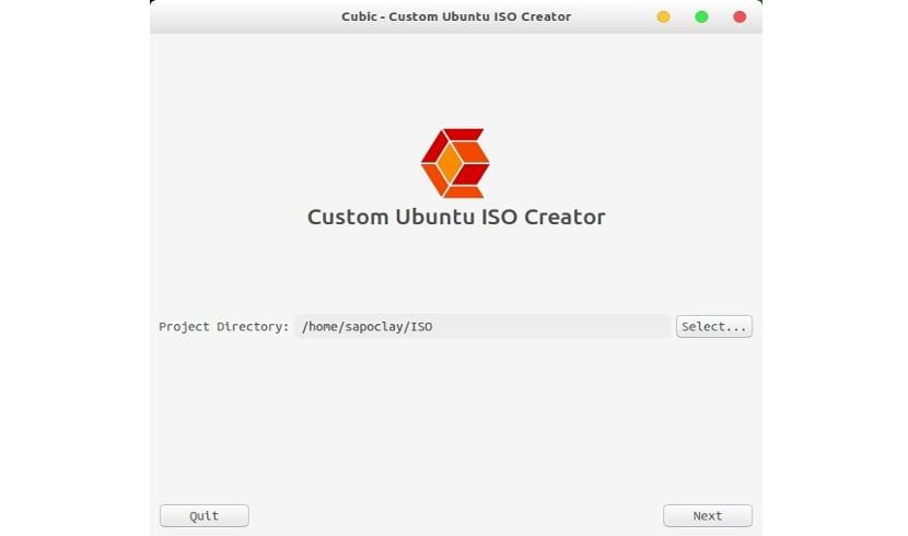 Cubic directorio ISO