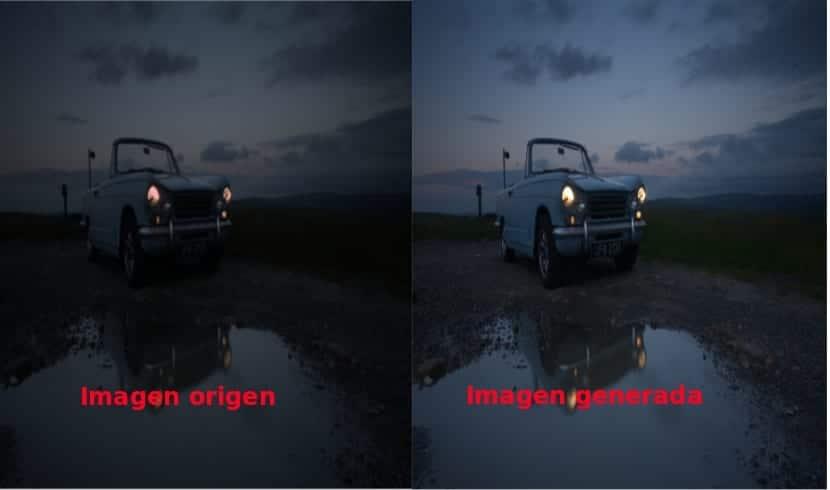 DCRAW imagen origen imagen destino