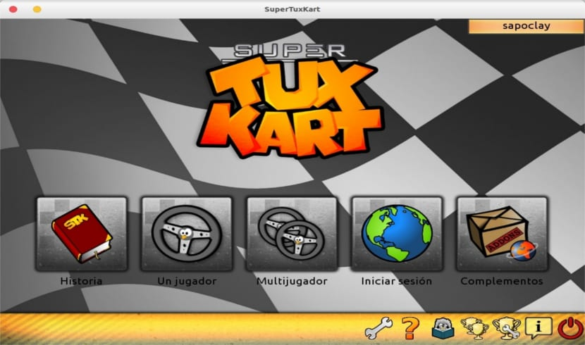 SuperTuxKart about