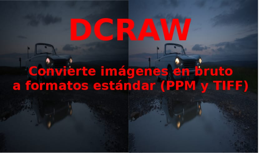About DCRaw
