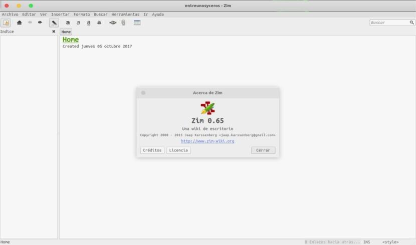 Zim crea tu propia wiki desde el escritorio de ubuntu urtaz Choice Image
