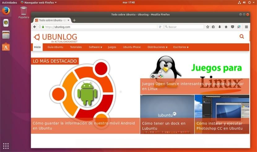 botones ventanas lado derecho Ubuntu 17.10
