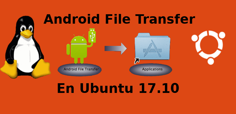 About android file transfer