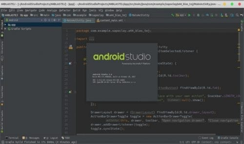 about android studio 3.0