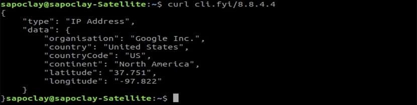 cli fyi IP