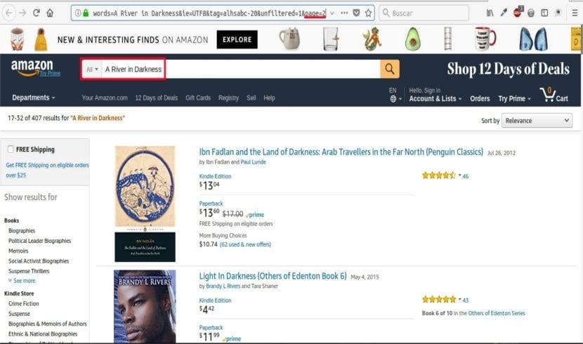 amzsear búsqueda producto página 2