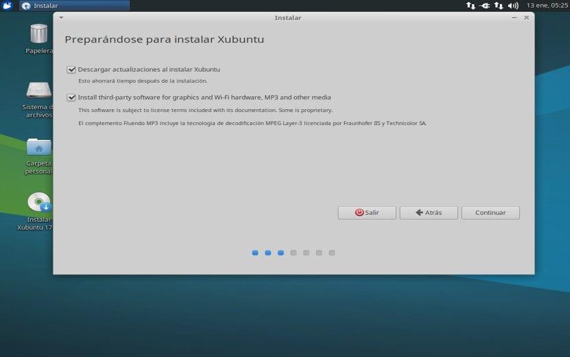 Instalacion de Xubuntu 17.10