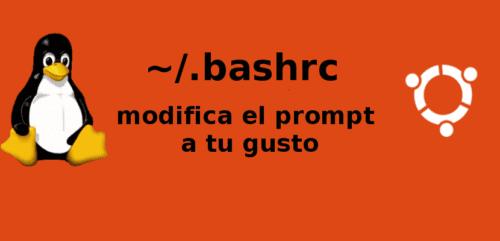 about bashrc