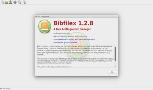 about bibfilex