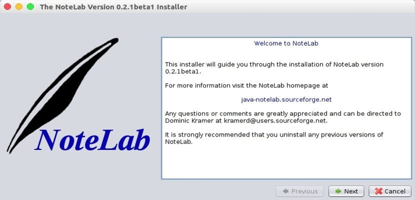 About Notelab