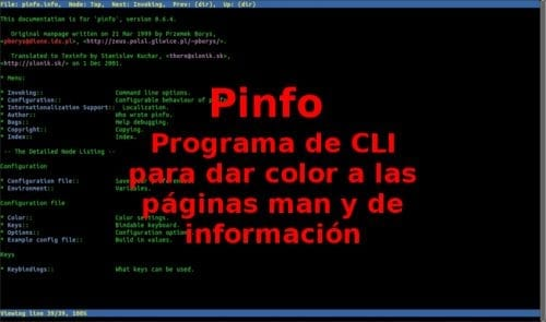 about pinfo