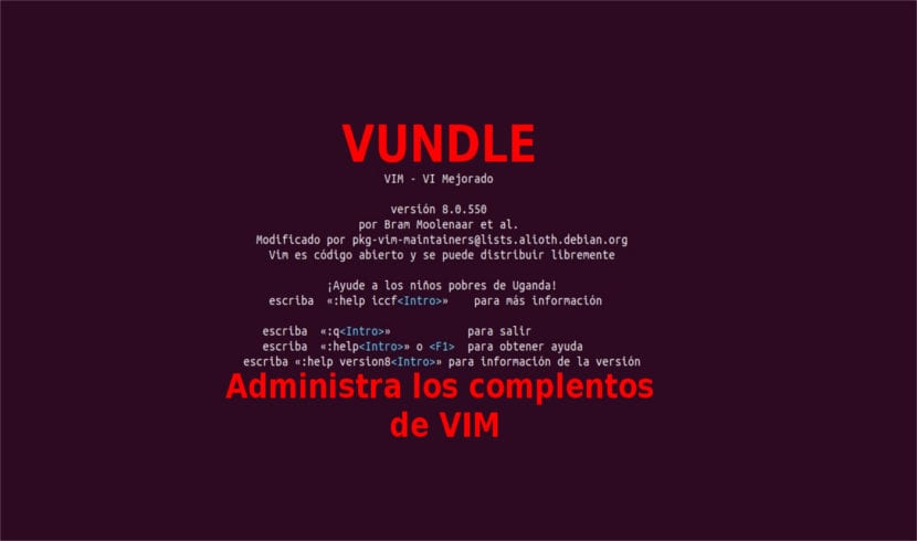 About Vim Vundle