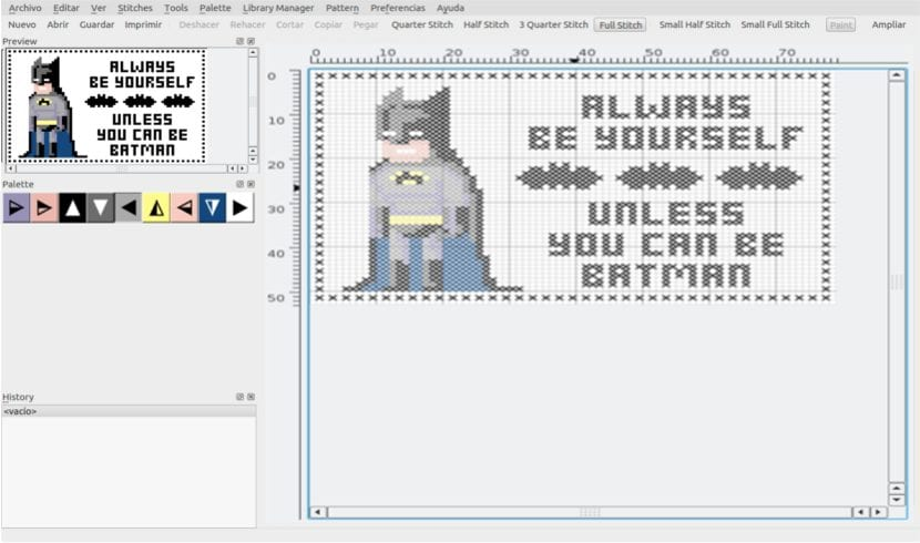 kxstitch cant be batman