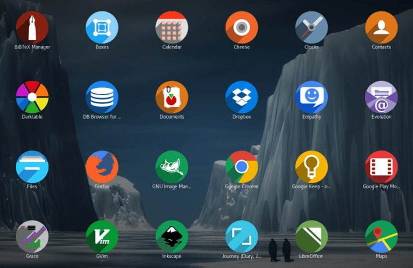 shadow icon pack