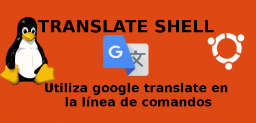 About Translate-shell