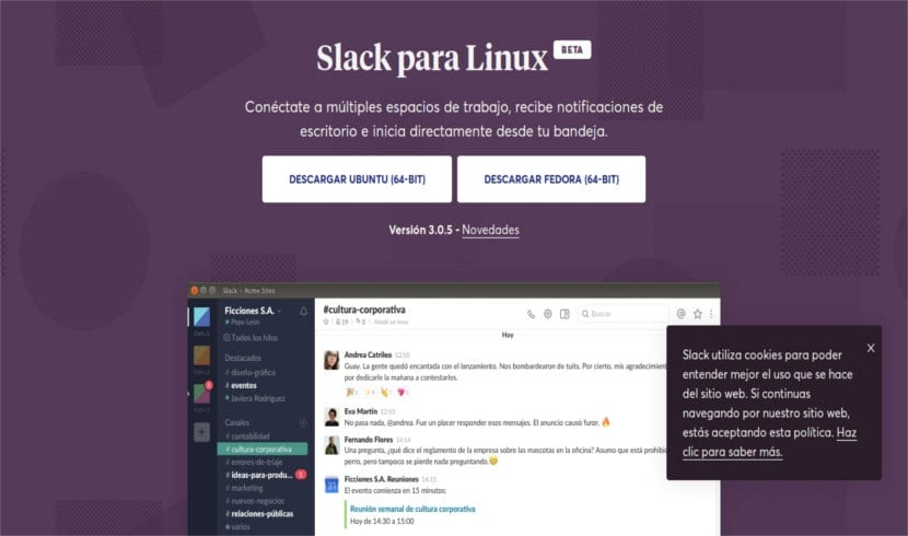 web slack
