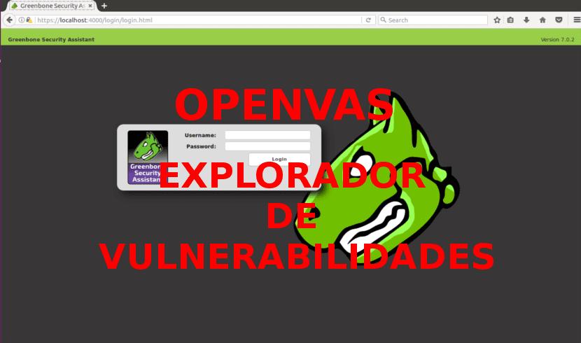 OpenVAS, instala este explorador de vulnerabilidades en Ubuntu 16 04