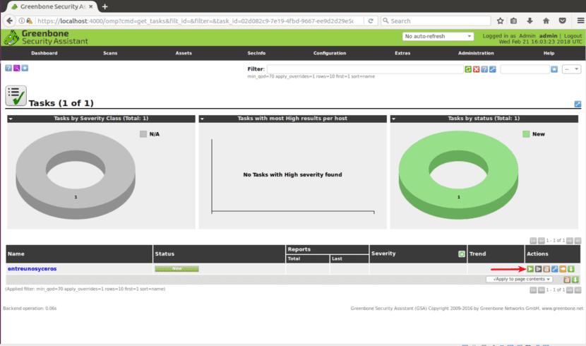 OpenVAS, instala este explorador de vulnerabilidades en