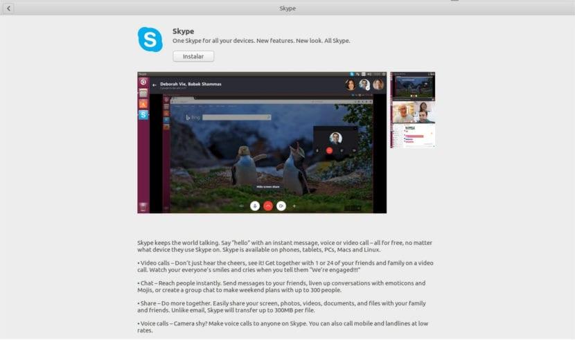 skype software ubuntu