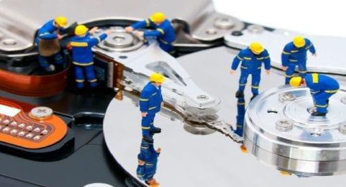 Reparar HDD en Ubuntu