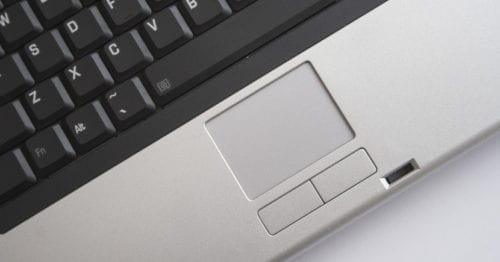 Touchpad de portátil