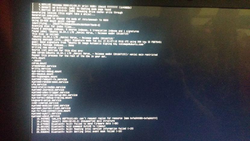 Ubuntu se congela