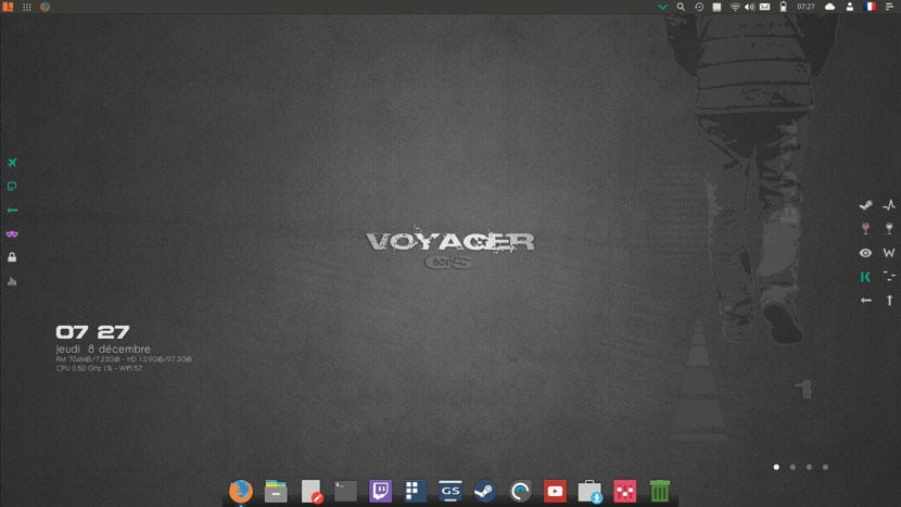 Voyager 16.04 LTS