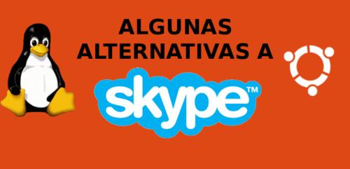 algunas alternativas a Skype