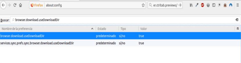 Preguntar donde guardar las descargas en Firefox Quantum