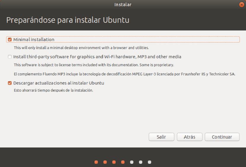 Instalación-mínima-Ubuntu-18.04-LTS