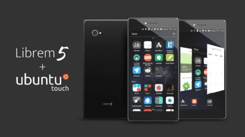 Librem 5 Linux y Ubuntu Phone
